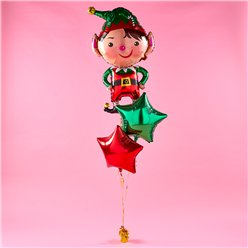 Elf Ballon Set