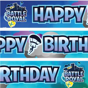 Battle Royal Banners