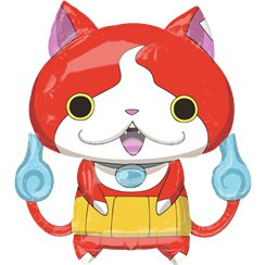 Yokai Watch SuperShape Ballonnen