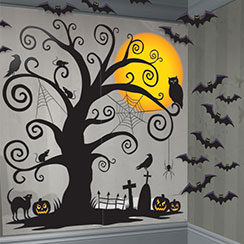Halloween Muurdecoraties