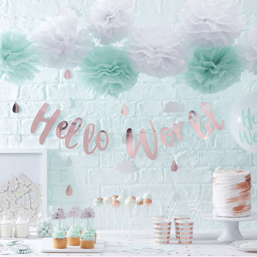 Baby Shower & Kraamfeest