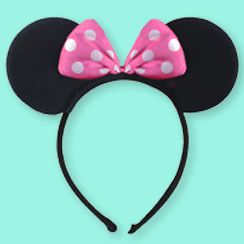 Mickey & Minnie Mouse Oren