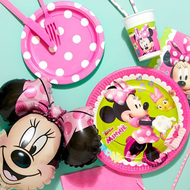 Minnie Mouse Feestartikelen Decoraties Partycity Nl