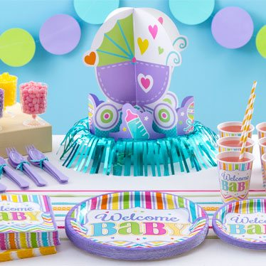 baby shower baby shower party supplies party city