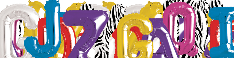 "16"" Foil Letter Balloons 
