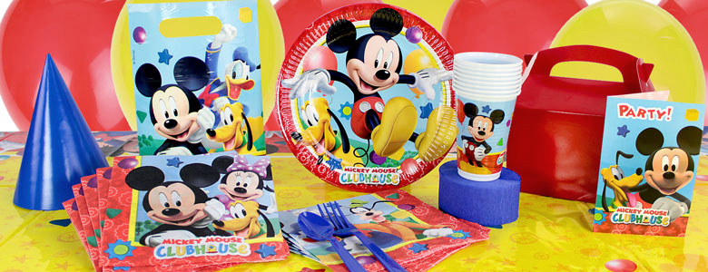Mickey Mouse Clubhouse Feest